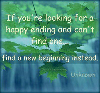 Find a New Beginning , Good Morning Quotes, Pictures, Motivational Thoughts, Inspirational Quotes