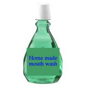 Homemade Mouthwash Recipes | Daily