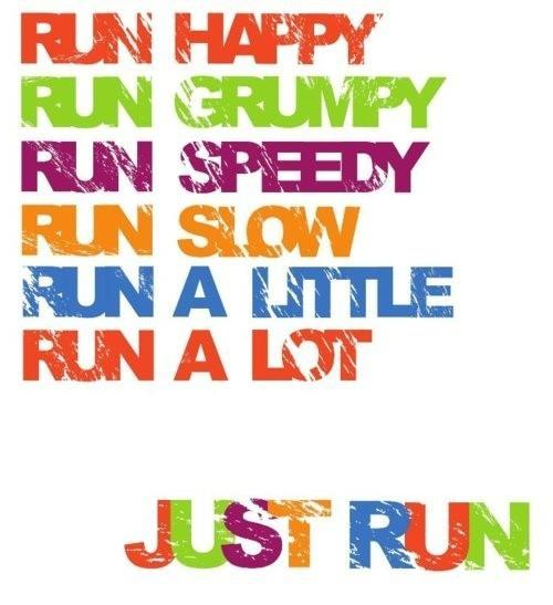 Just RUN for good Health, Health Tips, Health Inspirations, Jogging, Exercise, Fitness, Strength