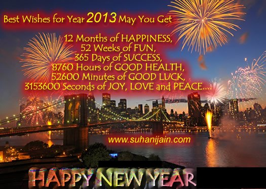 new year wishes 2013 picturesfree greetingscards inspirational quotes