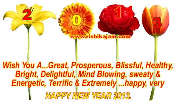 New year Greetings | Daily Inspirations for Healthy Living