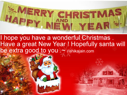 merry christmas happy new yearquoteswishesgreetingscards
