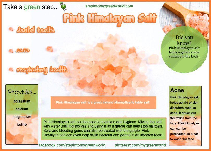 Healthy Food ,Tips ,Himalayan Crystal Salt