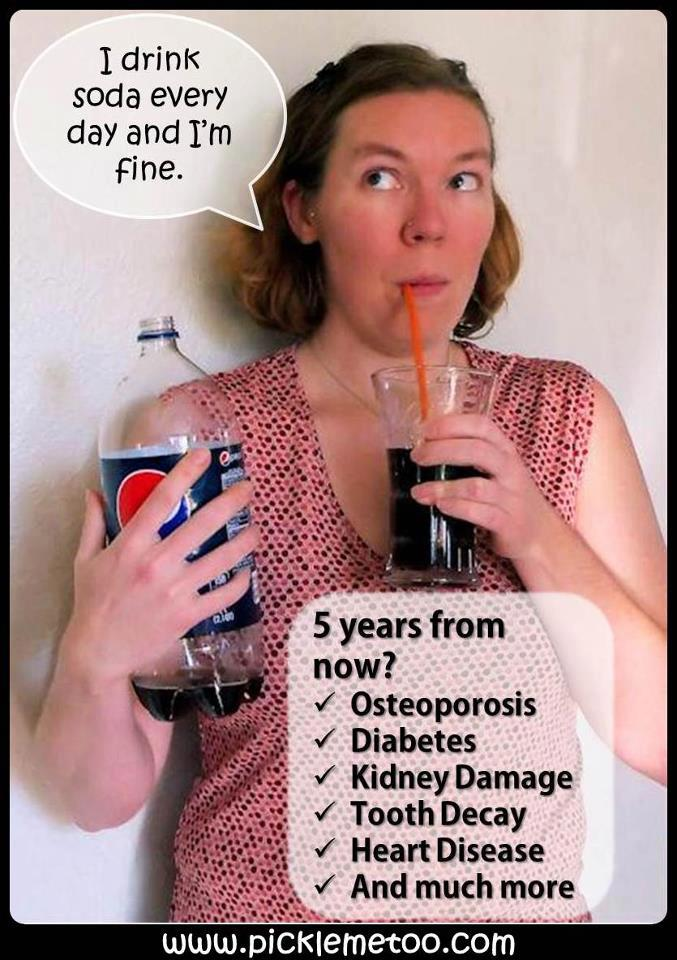 Harmful effects of SODA,coke,pepsi ,health tips
