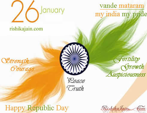 Republic day 26 January,India,quotes,messages,greetings,free cards,sms