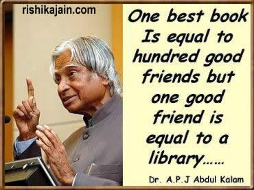 A P J Abdul Kalam S Quotes Daily Inspirations For Healthy Living