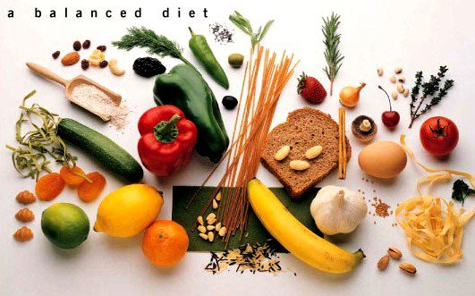 balanced Diet,Healthy Food ,Tips,Stay Healthy