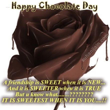 Chocolate Day ,friends,quotes,greetings,wishes