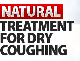 Natural treatment for Dry Coughing: Home remedies