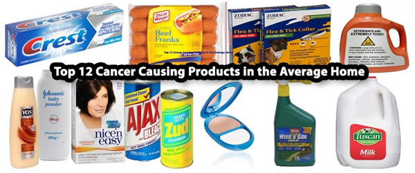 Cancer Causing Products,health tips,news