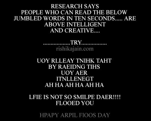 Funny April fools day jokes,pranks | Daily Inspirations for ...