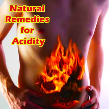 home made,Natural Remedies for Acidity