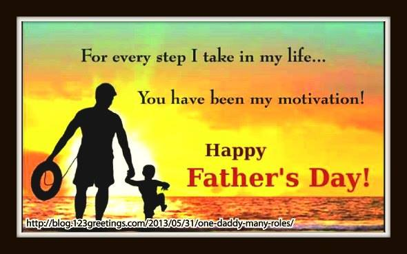Beautiful Father's day card,quotes,wishes