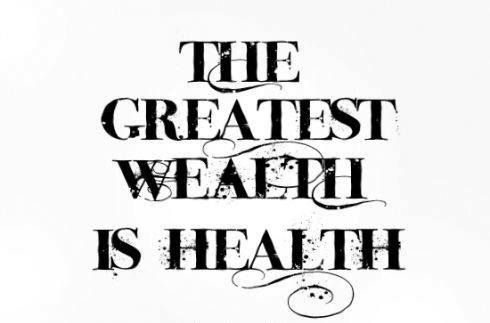 Health Quote Awesome Health Quote  Daily Inspirations For Healthy Living