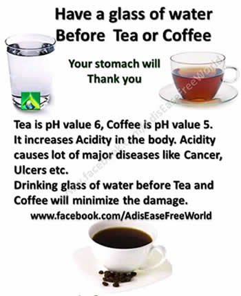 tea,coffee,health tips