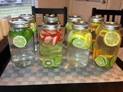 INFUSED WATER,Detoxification ,healthy drinks