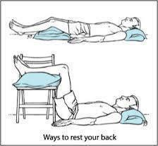 BACK PAIN Natural Remedies,tips