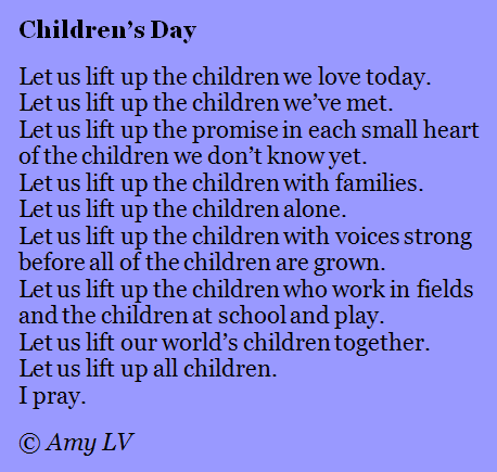 Happy children's day,greetings,wishes,cards,quotes,poems