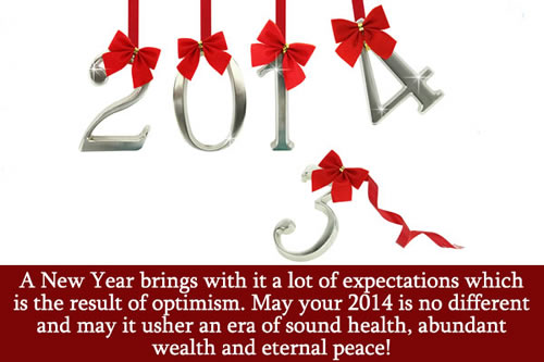 Happy New Year 2014 | Daily Inspirations for Healthy Living