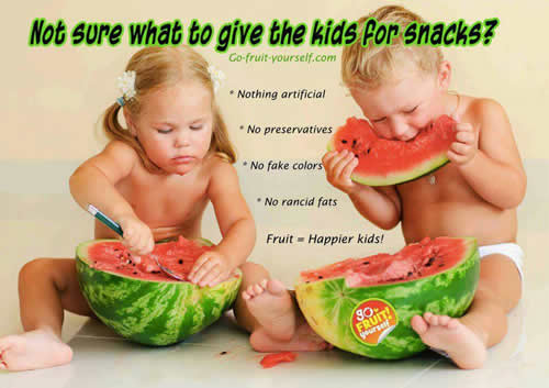 benefits of fruits ,kids,children snakes