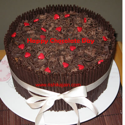 Happy Chocolate Day,wishes,cake,sms,thought,quote