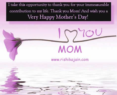 Mother's day quotes,greetings,poems