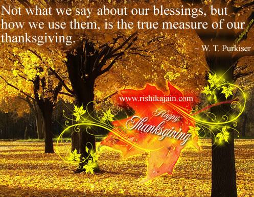 Happy thanksgiving day quoteswishesgreetings daily inspirations reflect m4hsunfo
