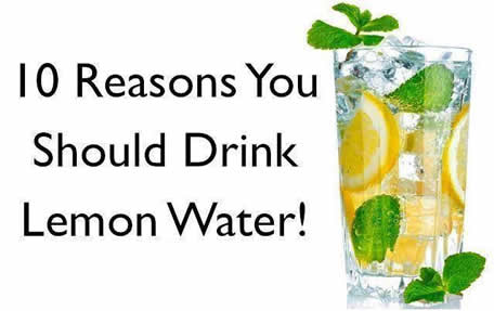 LEMON WATER! AND 10 Benefits of Juicing Lemons