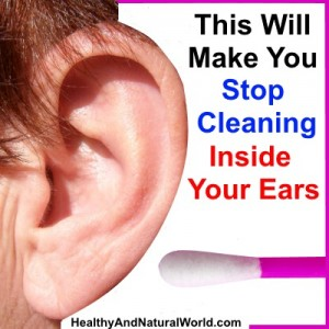 Cleaning Inside Your Ears,health tips