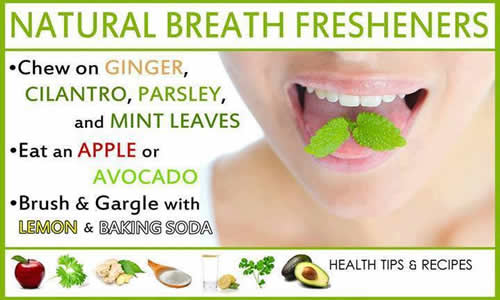 Natural Breath Freshners