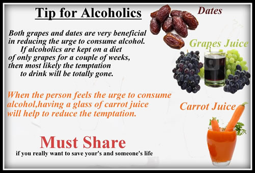 Tips for Alcoholics