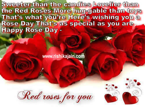 Happy Rose Day Quotes,Wishes,Messages,images