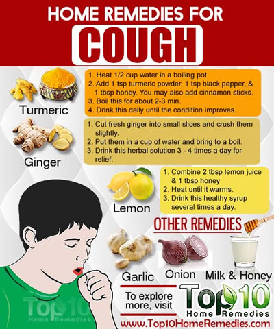 Home Remedies For Cough,cold