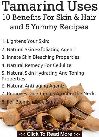 Benefits Of Tamarind For Skin, Hair And Health