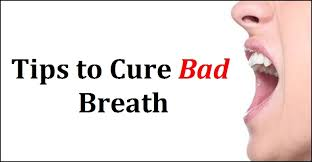 Tips To Cure Bad Breath-