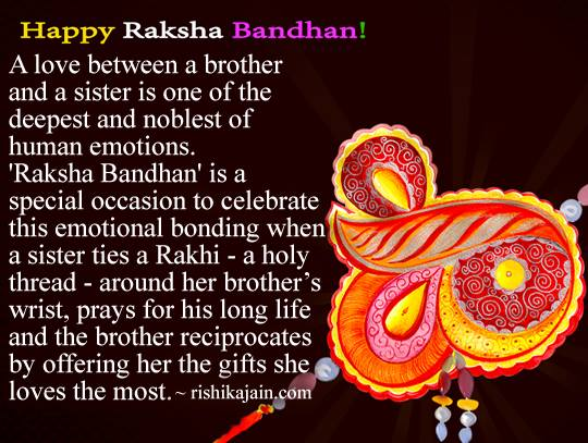 Raksha Bandhan quotes,messaged ,greetings