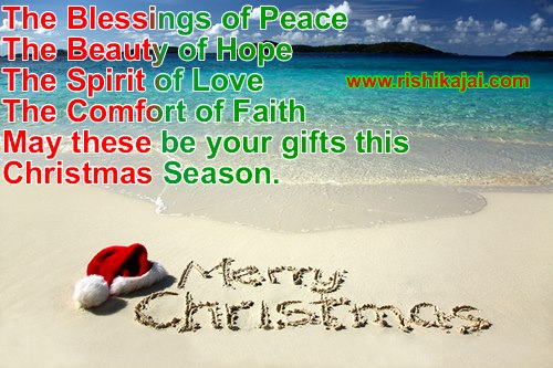 Christmas greetings | Daily Inspirations for Healthy Living