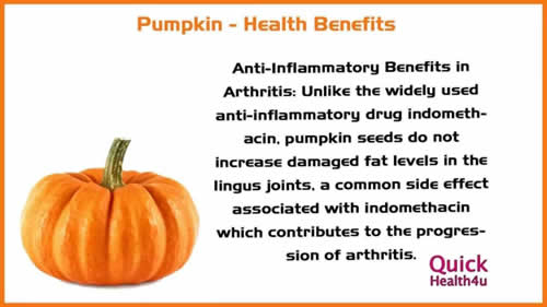 Benefits of #Pumpkin