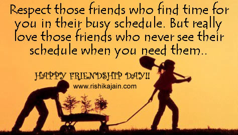 Happy Quotes About Friendship Entrancing Best Friendship Day Quoteswishesstatusmessages  Daily